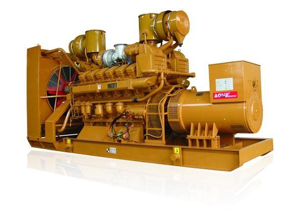 南通济柴190kw系列柴油发电机组