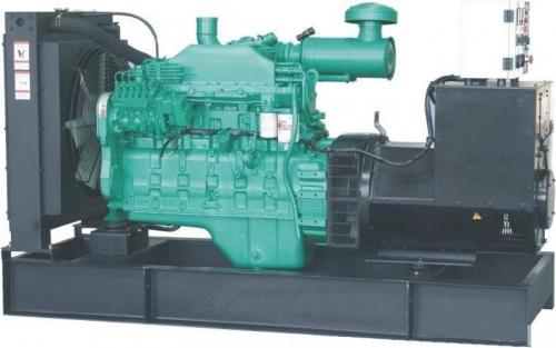 康明斯120kw发电机