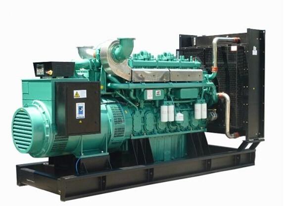南通二手玉柴30kw小型柴油发电机组