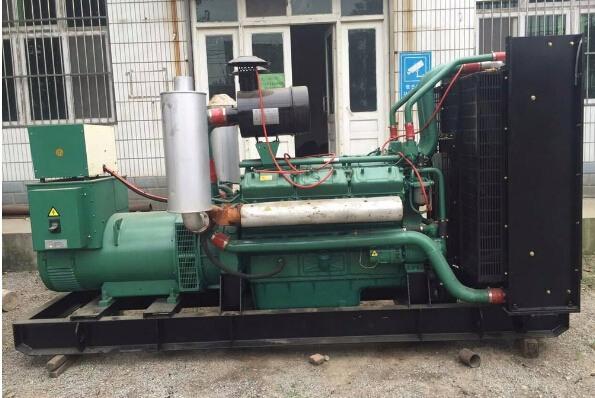 南通二手 玉柴250kw大型柴油发电机组