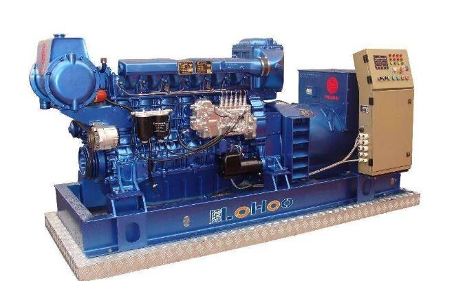 南通二手玉柴300kw大型柴油发电机组