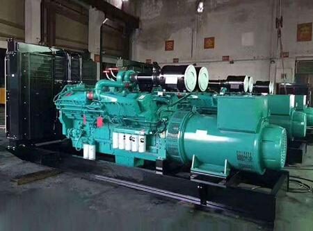 南通二手雅马哈400kw大型柴油发电机组