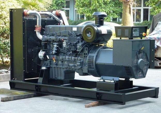 南通海门本田150kw大型柴油发电机组